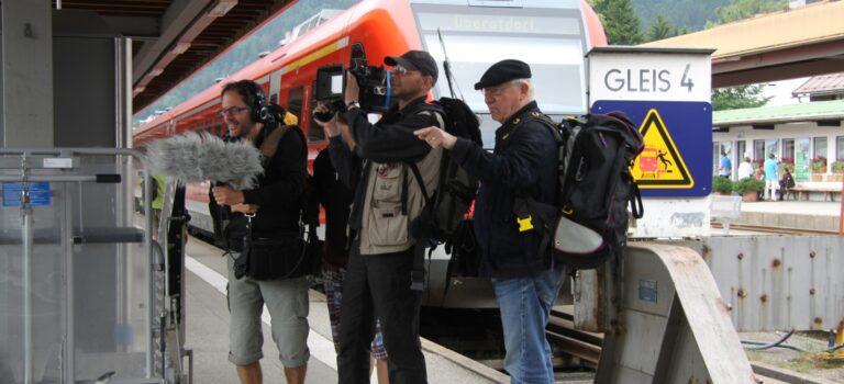 Mit der Bahn quer durch Deutschland