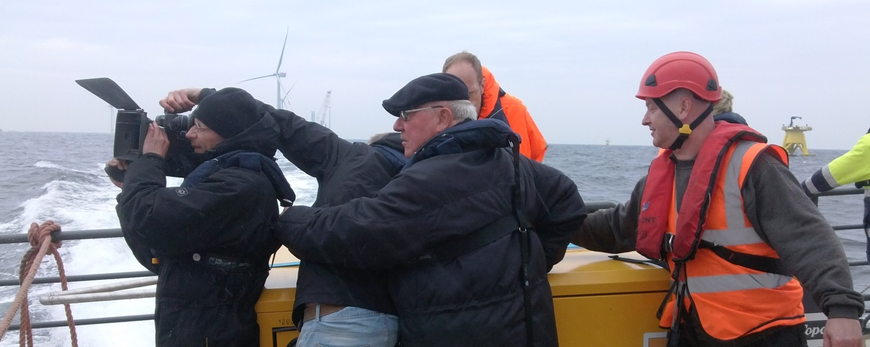 Offshore, Nordseereise (2015)